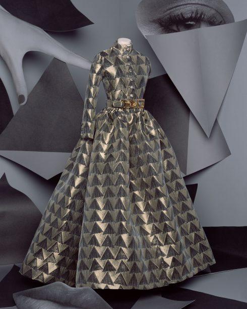 <br/>bst dior haute couture thu đông 2021 look 10