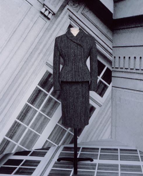 <br/>bst dior haute couture thu đông 2021 look 11