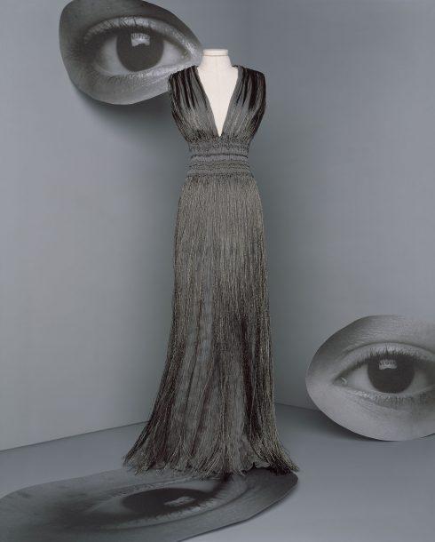 <br/>bst dior haute couture thu đông 2021 look 12