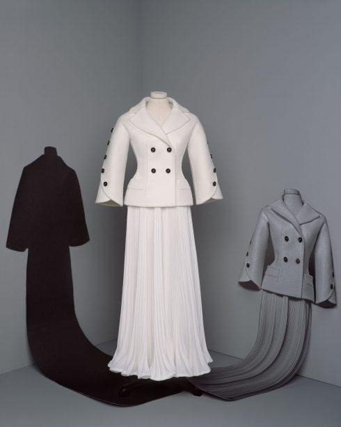 <br/>bst dior haute couture thu đông 2021 look 15