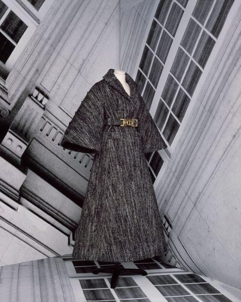 <br/>bst dior haute couture thu đông 2021 look 16
