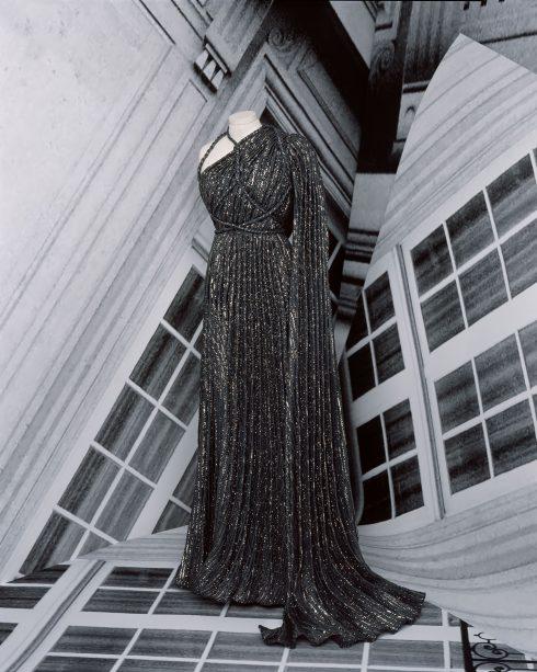 <br/>bst dior haute couture thu đông 2021 look 17