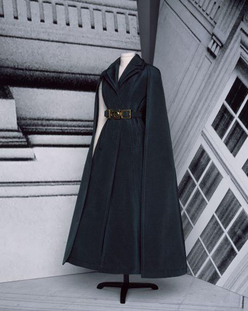 <br/>bst dior haute couture thu đông 2021 look 19