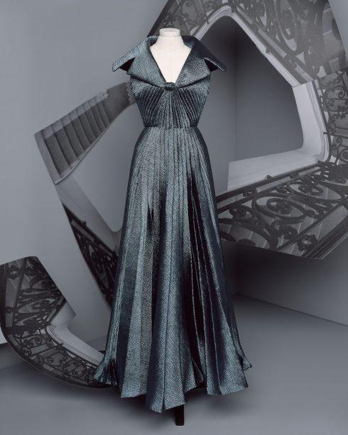 <br/>bst dior haute couture thu đông 2021 look 20