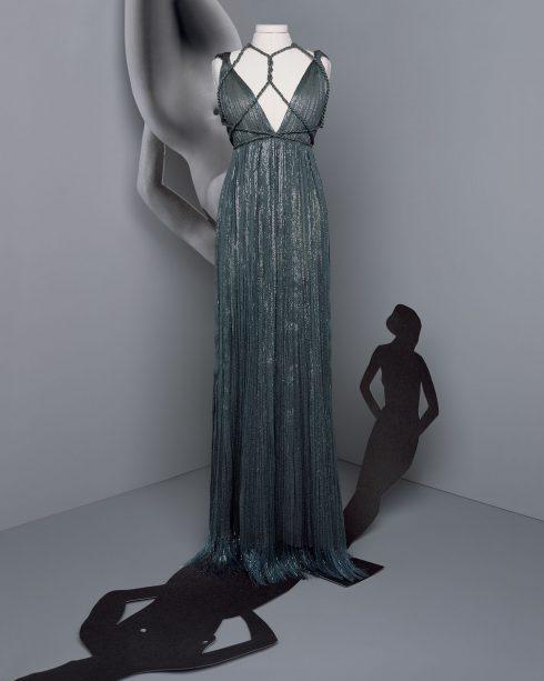 <br/>bst dior haute couture thu đông 2021 look 23