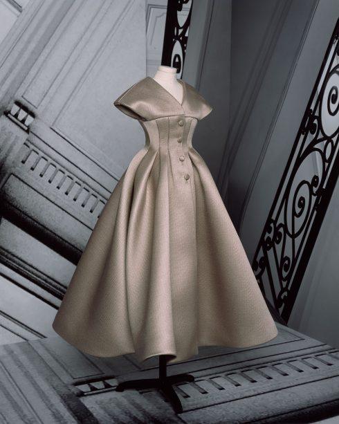 <br/>bst dior haute couture thu đông 2021 look 27