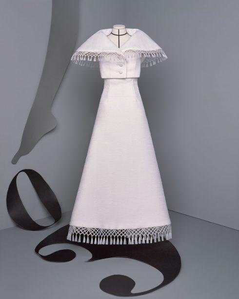 <br/>bst dior haute couture thu đông 2021 look 29