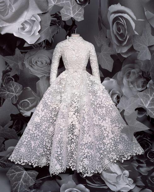 <br/>bst dior haute couture thu đông 2021 look 31