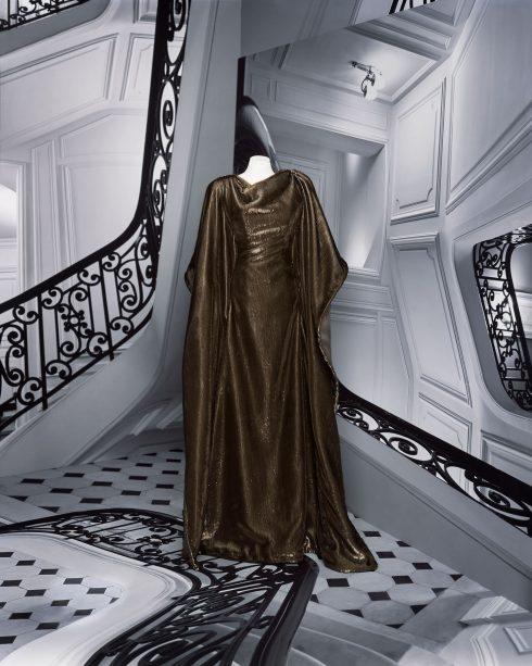 <br/>bst dior haute couture thu đông 2021 look 35