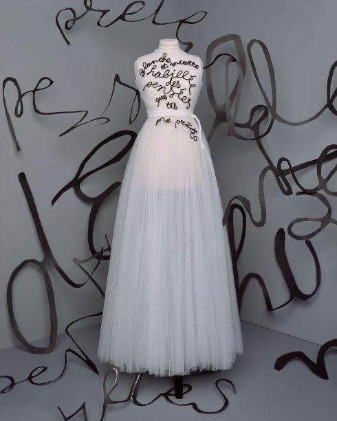 <br/>bst dior haute couture thu đông 2021 look 36