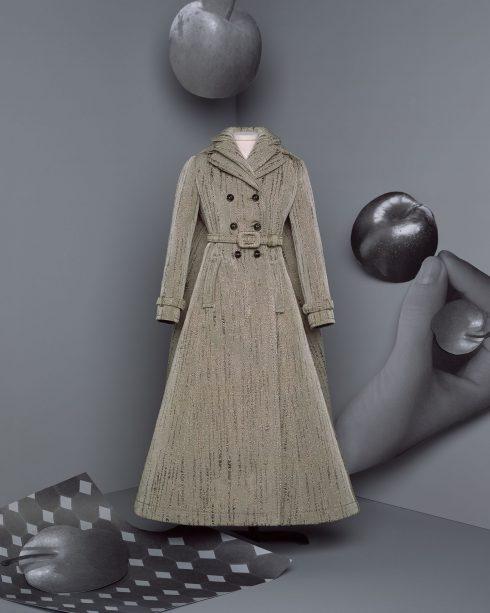 <br/>bst dior haute couture thu đông 2021 look 7