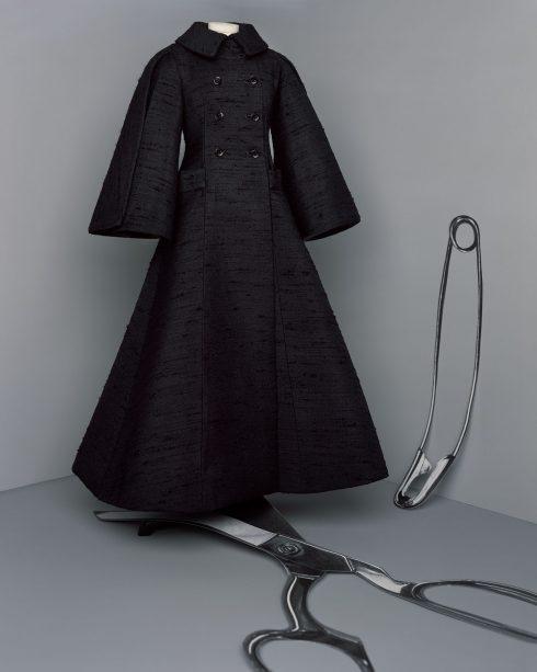 <br/>bst dior haute couture thu đông 2021 look 9