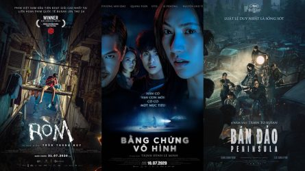 Giới thiệu phim chiếu rạp tháng 7/2020