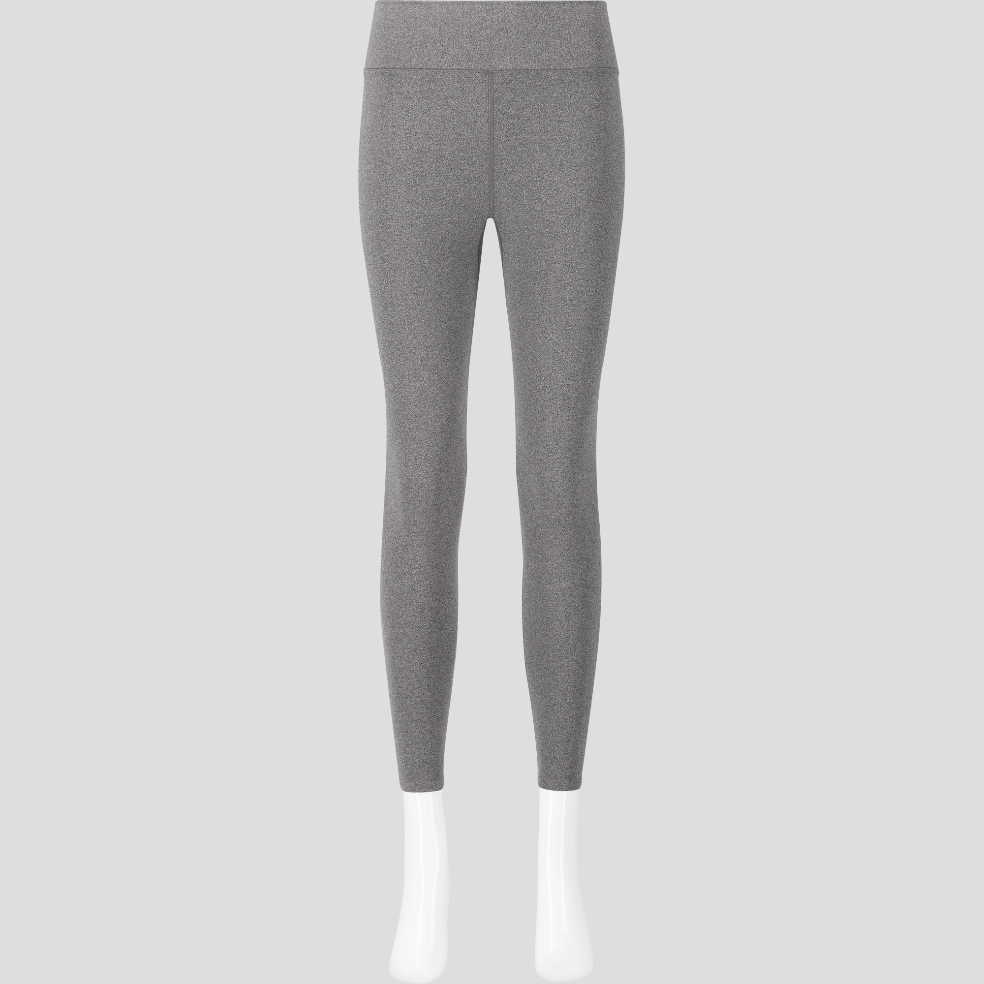 quần legging nữ airism uniqlo màu xám