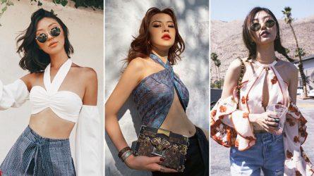 Làm mới phong cách thời trang Hè với những kiểu áo yếm đặc sắc nhất 2020