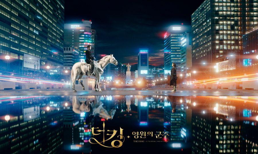 phim Hàn The King: Eternal Mornach