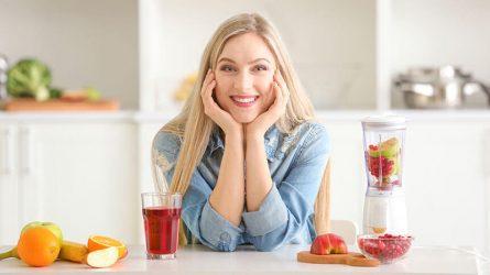 5 loại thức uống tự nhiên giúp nàng giảm cân thành công
