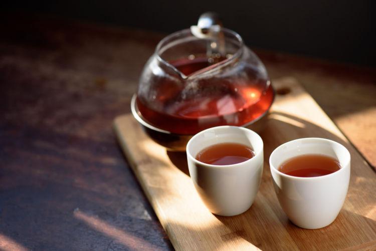 trà đen giảm cân