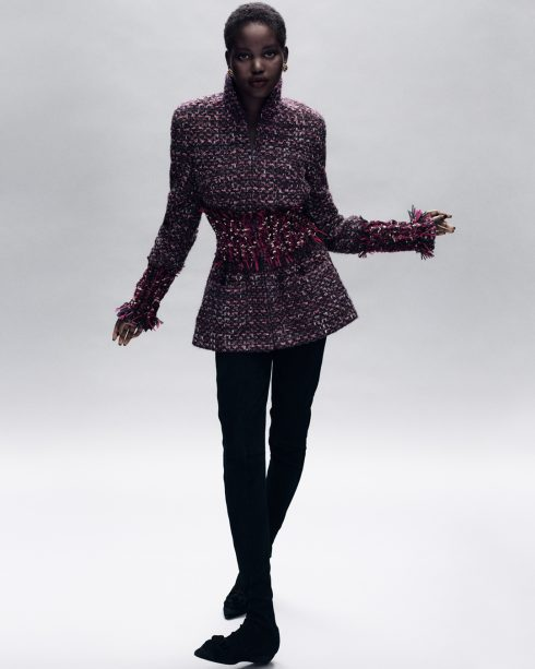 <br/>bst chanel haute couture thu đông 2020 look 16