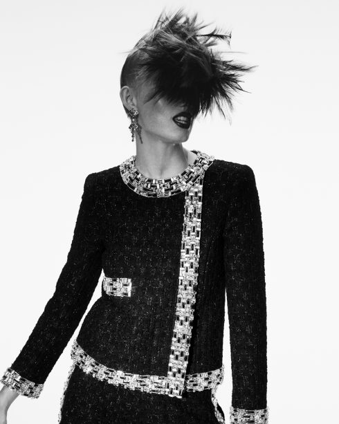 <br/>bst chanel haute couture thu đông 2020 look 17