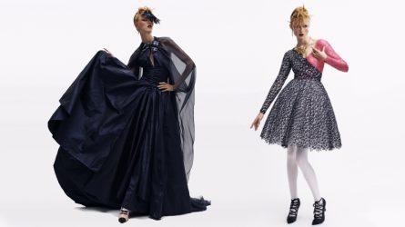 Ký ức về Karl Lagerfeld sống lại trong BST Chanel Haute Couture Thu - Đông 2020