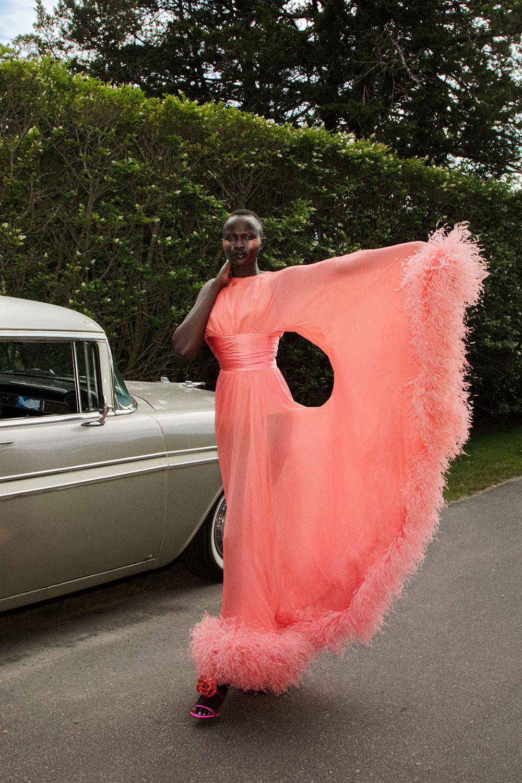 bst Alexandre Vauthier haute couture thu - đông 2020 look 23
