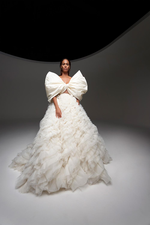bst Giambattista Valli couture thu - đông 2020 look 20