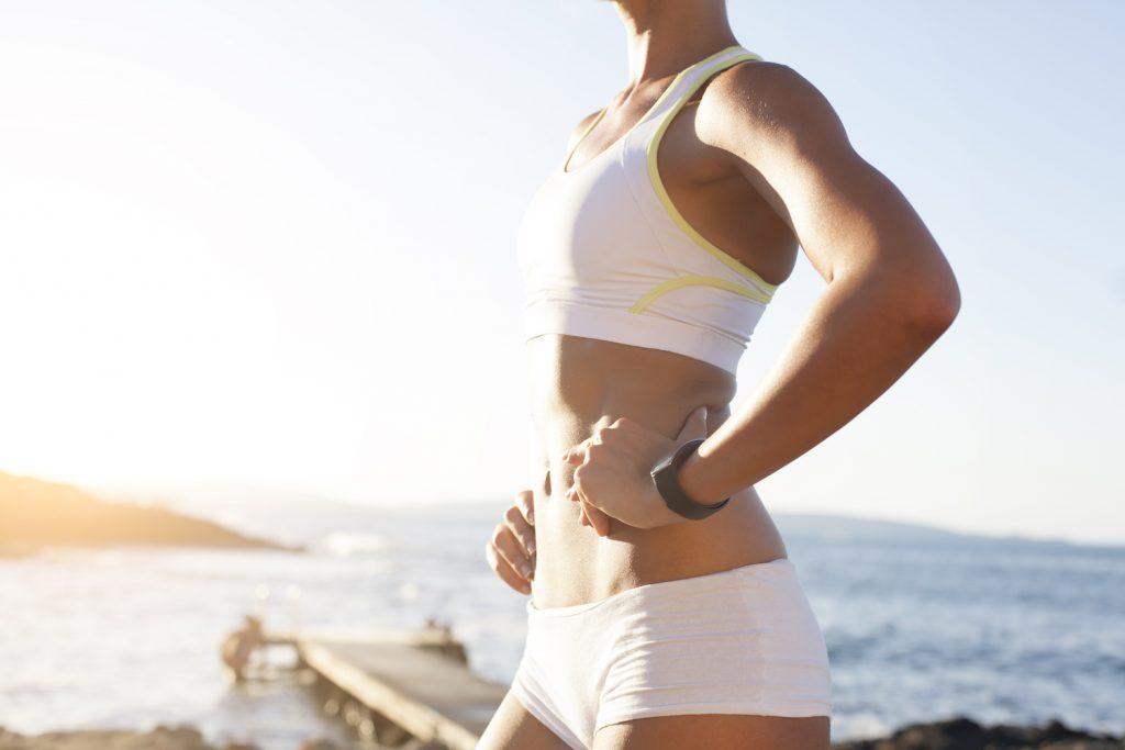 giảm mỡ bụng do di truyền