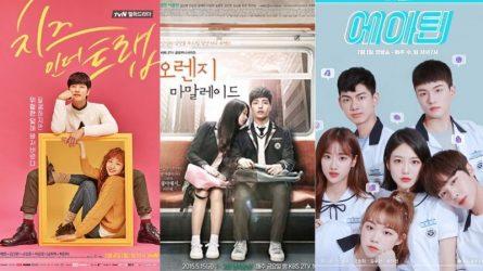 Tìm lại hồi ức ngọt ngào với 10 bộ phim tình cảm học đường Hàn Quốc