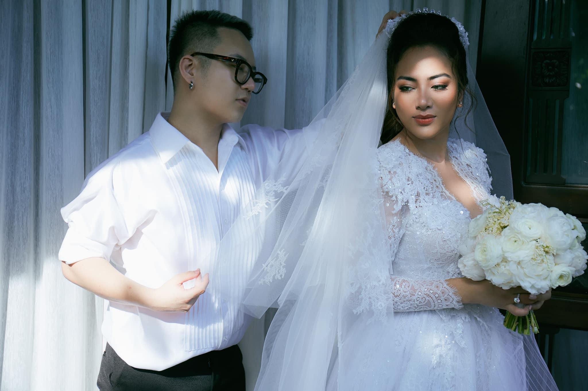 NTK áo cưới Chung Thanh Phong