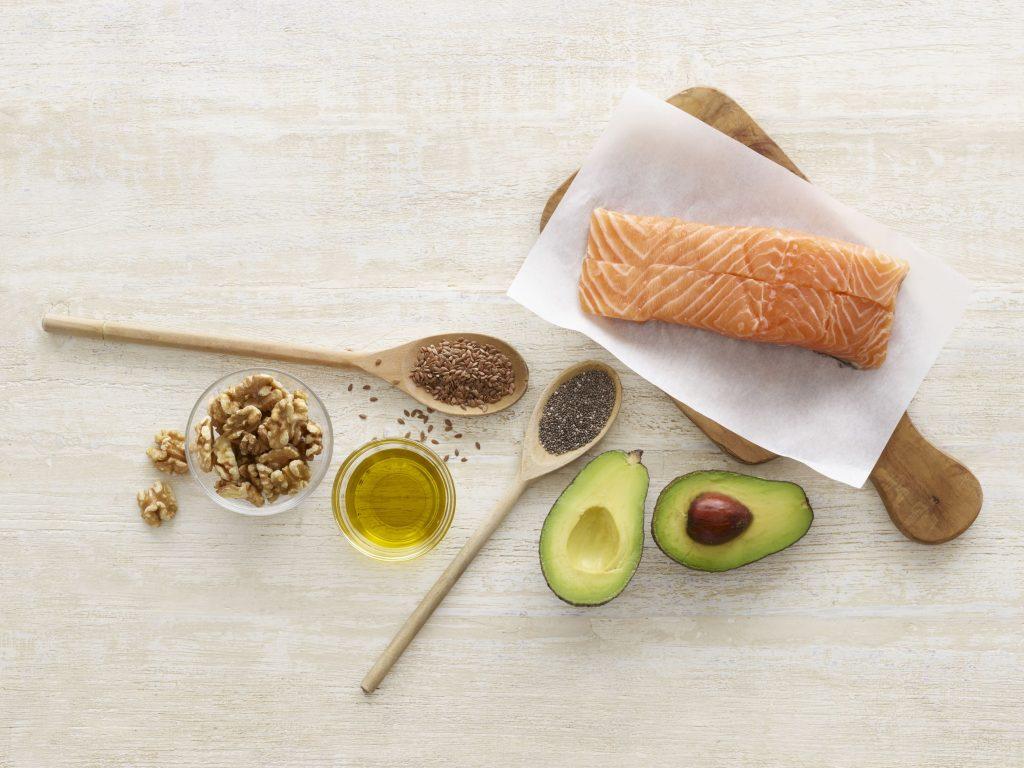 chất béo giảm cân