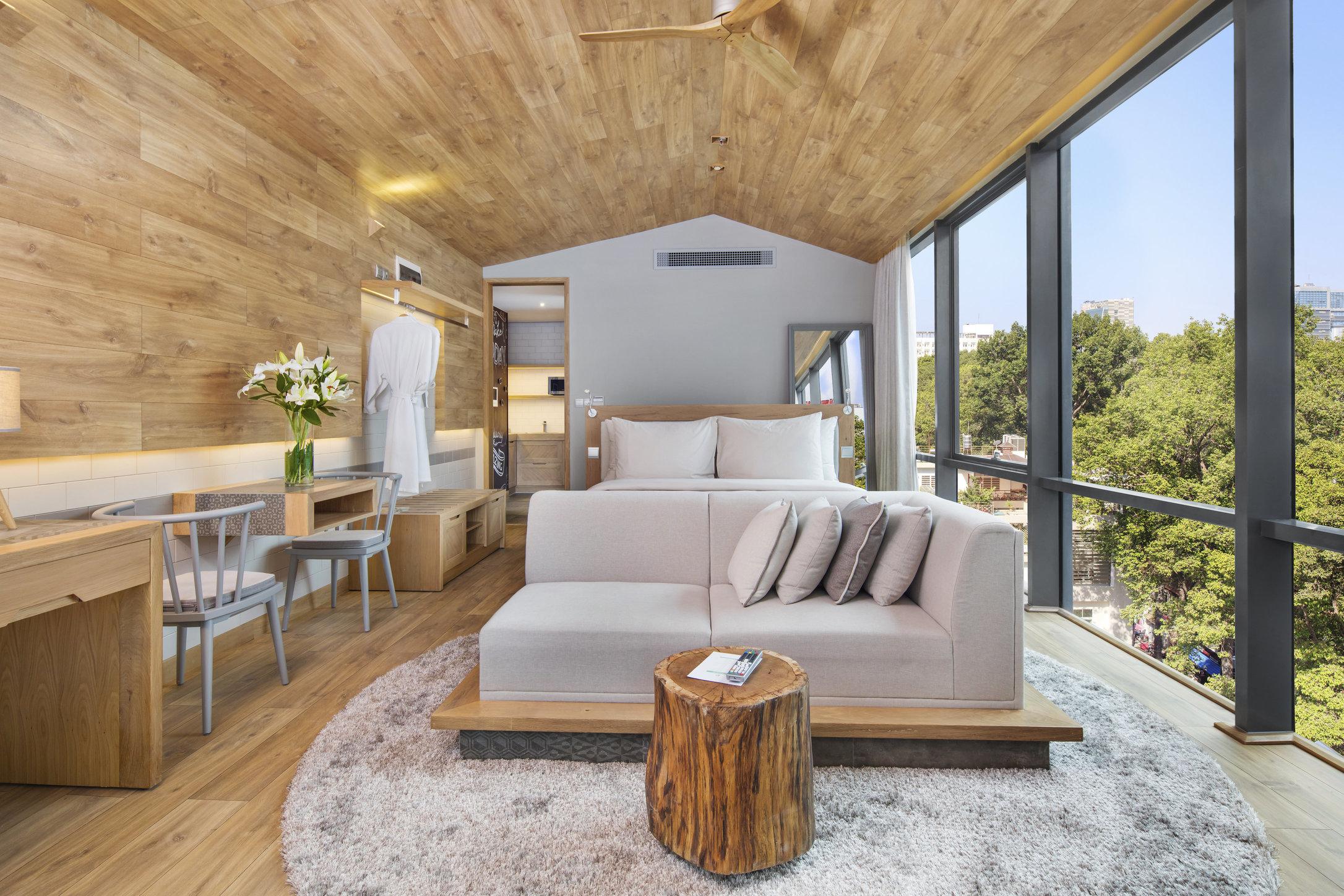 bộ sofa khách sạn fusion sài gòn