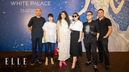 Hơn 200 người mẫu tham dự buổi casting cho ELLE Wedding Art Gallery 2020