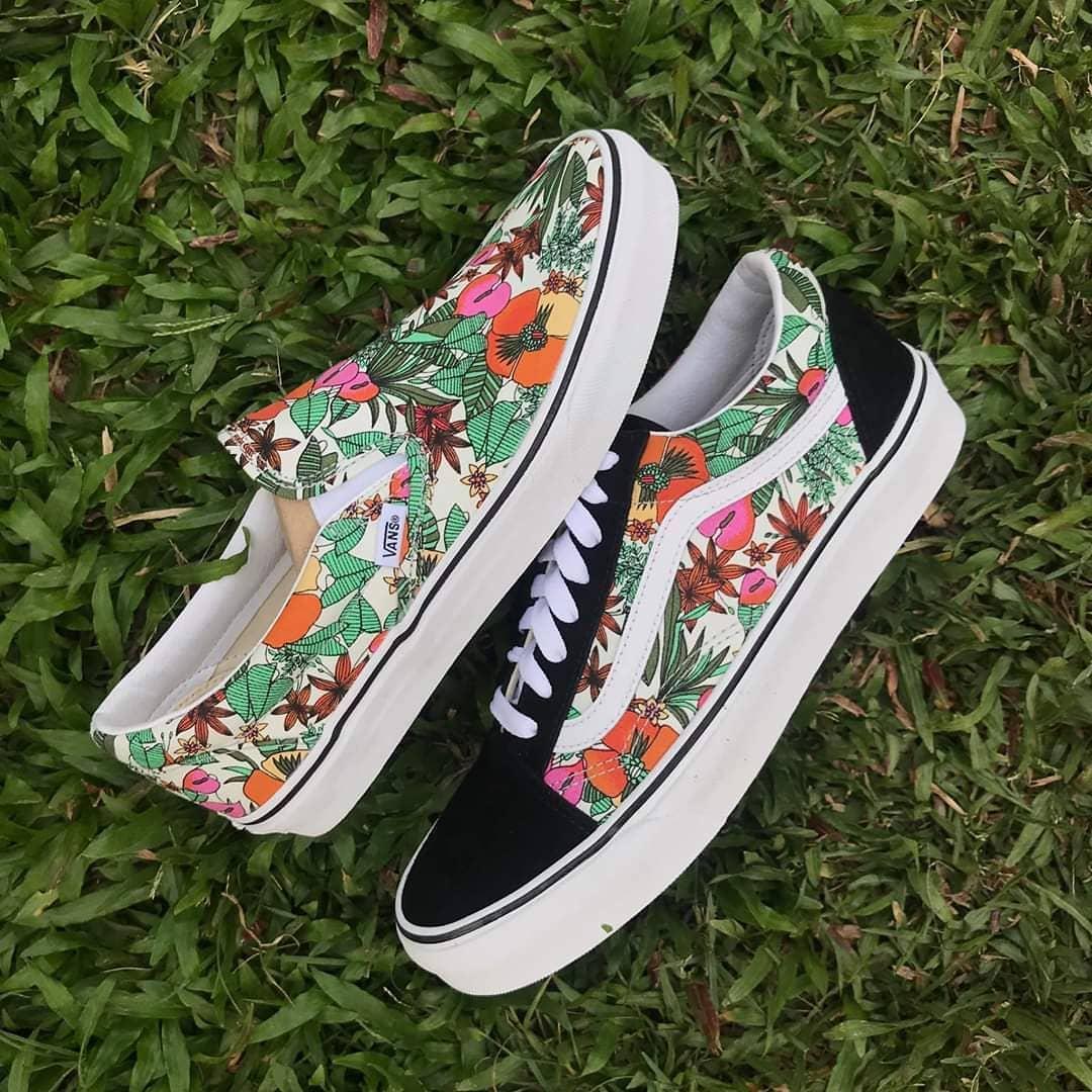 Thiết kế giày Vans Multi Tropic