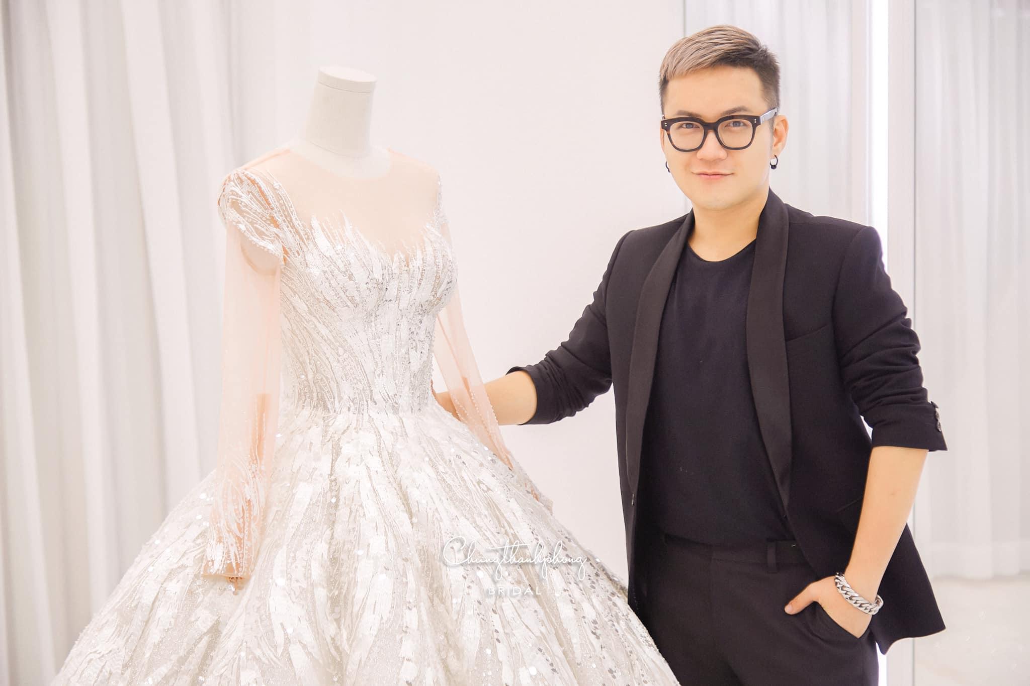 hình ảnh profile nhà thiết kế Chung Thanh Phong