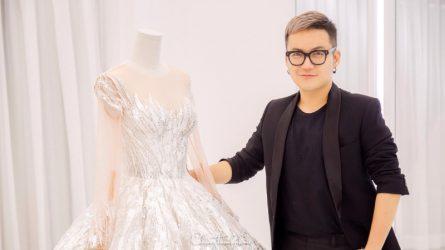 NTK Chung Thanh Phong và BST váy cưới cổ tích tại ELLE Wedding Art Gallery