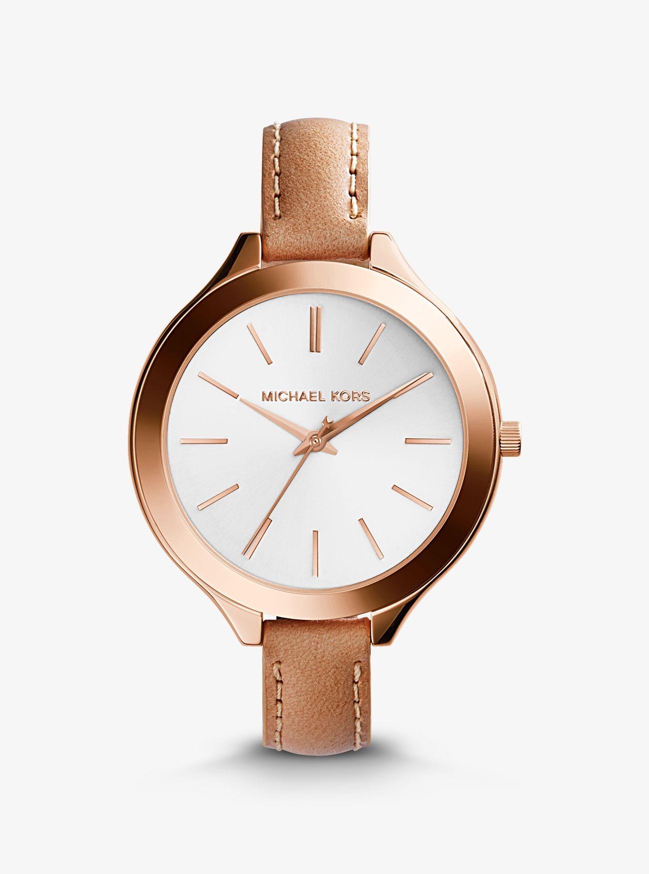 Đồng hồ dây mảnh Michael Kors