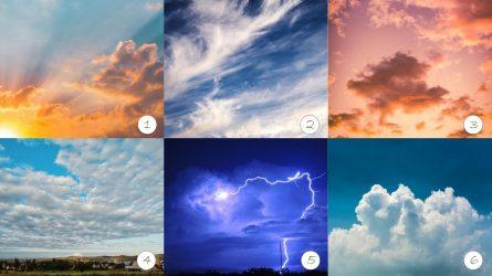 Trắc nghiệm: Hình ảnh bầu trời được chọn tiết lộ tính cách tiềm ẩn của bạn