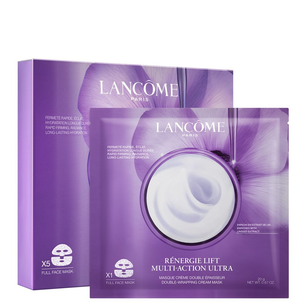 mặt nạ Lancôme Rènergie Lift Multi-Action Ultra Double Wrapping Cream Mask