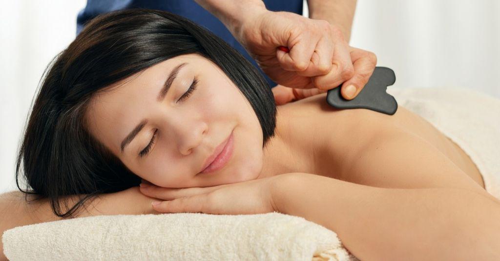 massage giảm đau