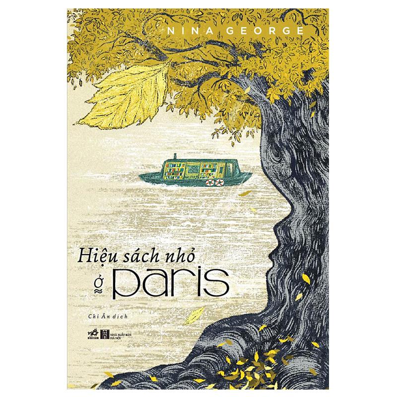 sách hay Hiệu sách nhỏ ở Paris