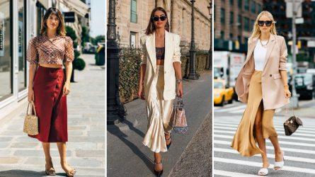 3 lý do bạn nên sở hữu ít nhất một chiếc váy vải lụa