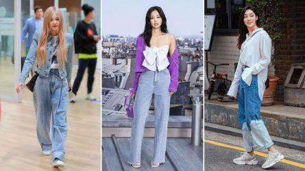 Tự tin xuống phố với 6 kiểu quần jeans thụng cho từng vóc dáng