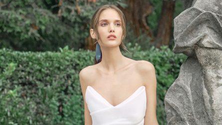 Xu hướng tóc búi cô dâu lên ngôi trong năm 2020