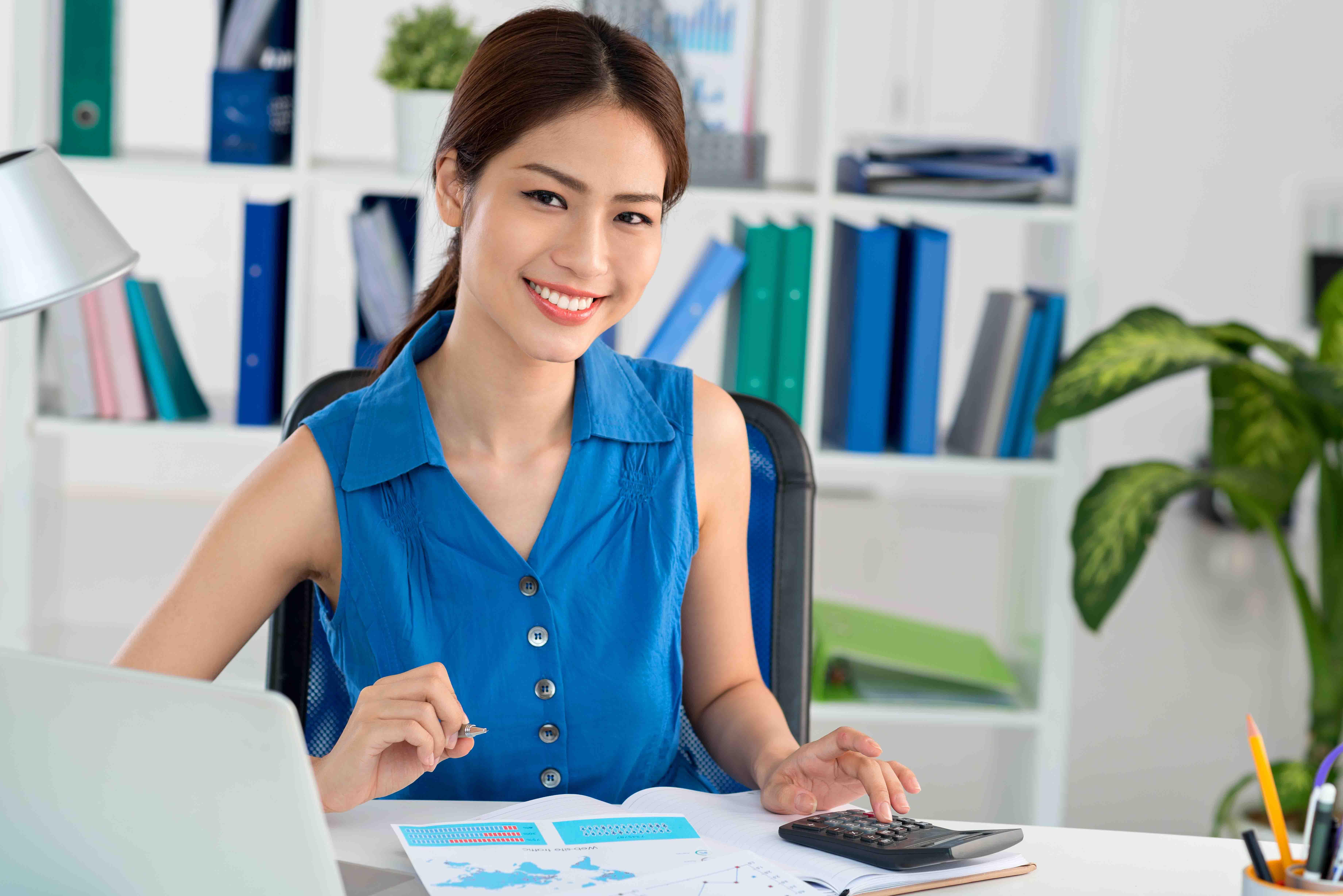 phụ nữ và quản lý tài chính