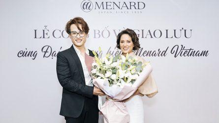 """Menard x Hà Anh Tuấn: Khát khao lan tỏa """"vẻ đẹp đích thực"""""""
