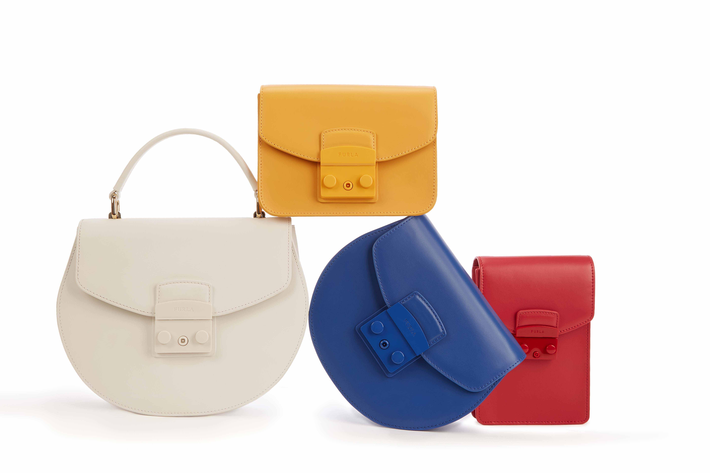 bộ sưu tập túi xách METROPOLIS từ thương hiệu Furla