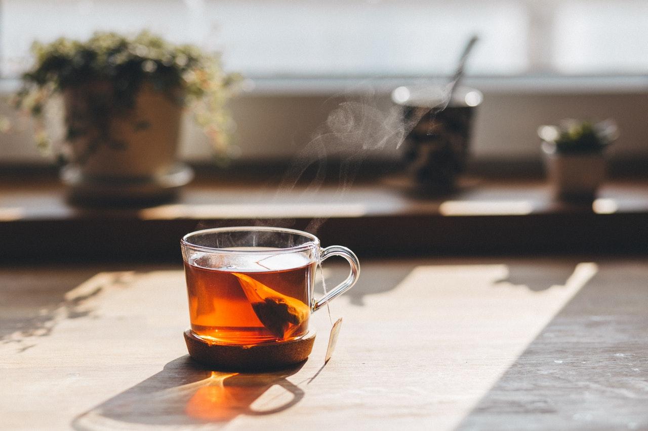 đề kháng - trà