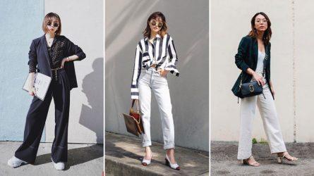 Thăng cấp trang phục công sở phù hợp với dress code