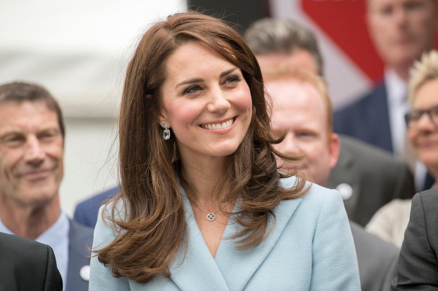 bí quyết làm đẹp của công nương Kate